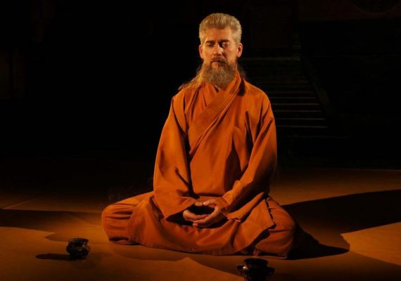Мастер по традиционному кунгфу,  тайцзицюань стиля Ян, цигун и медитации