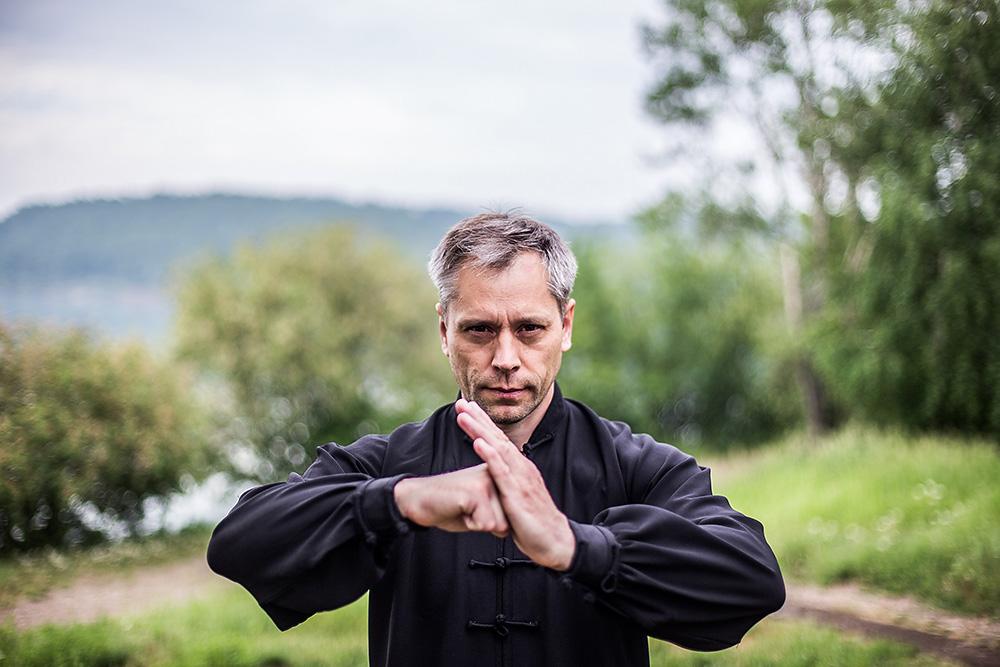 Вадим Катунцев – тренер цигун и тайцзицюань с 18 – летним стажем