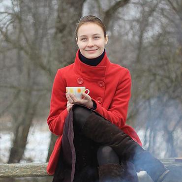 Мария Дерновая. Кондитер-шеф