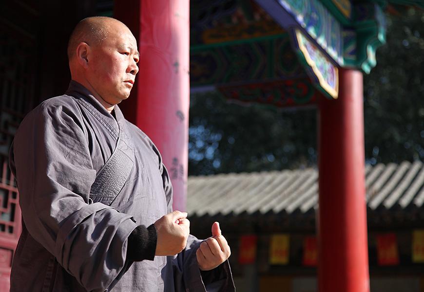 семинар Мастера Ши Ен Ао