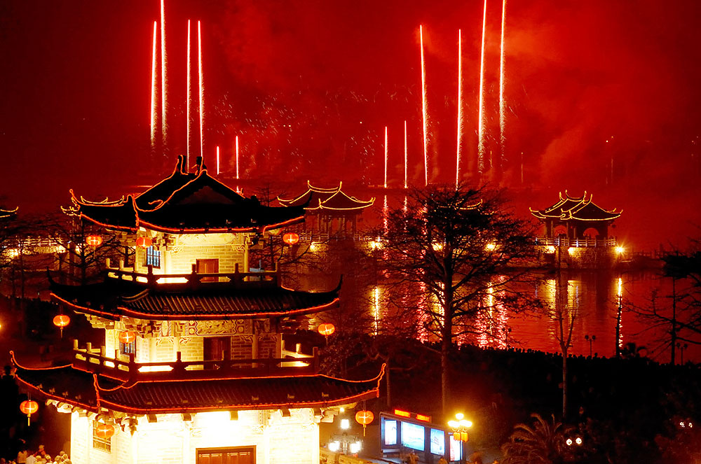 Мы поздравляем вас с китайским Новым Годом
