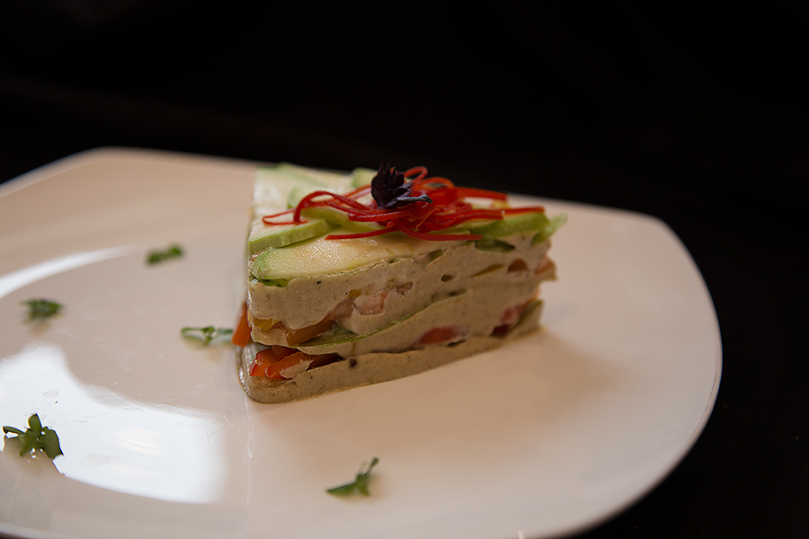 Сыроедческая лазанья. Рецепт от шеф-повара