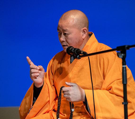 Визит Наставника нашей школы по традиционному кунг-фу Мастера Ши Ен Ао из Шаолиня в феврале 2019 года