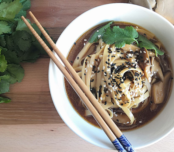 Шаолиньский рецепт лапши